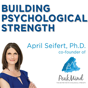 Building Psychological Strength Guest